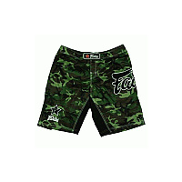 FAIRTEX - Camo MMA/Board Shorts (AB7) - Medium