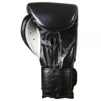 CLETO REYES - Training Boxing Gloves with Velcro - Black/14oz