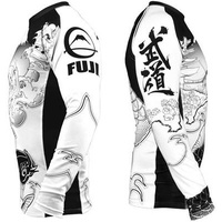 FUJI - Sakana Rash Guard - Long Sleeved - Extra Small