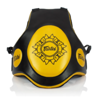 FAIRTEX - Trainer's Vest (TV2) - Black/Gold