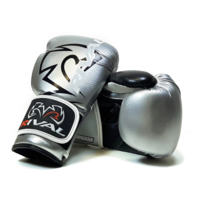 RIVAL BOXING - RB7 Fitness Plus Bag Gloves - 12oz - Black/Gold