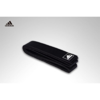 ADIDAS - Black Belt - Size 8