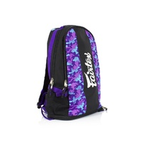 FAIRTEX - Camo Backpack (Bag4) - Colour Camo Purple