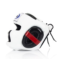 FAIRTEX - Super Sparring Head Gear (HG10) - White/Small