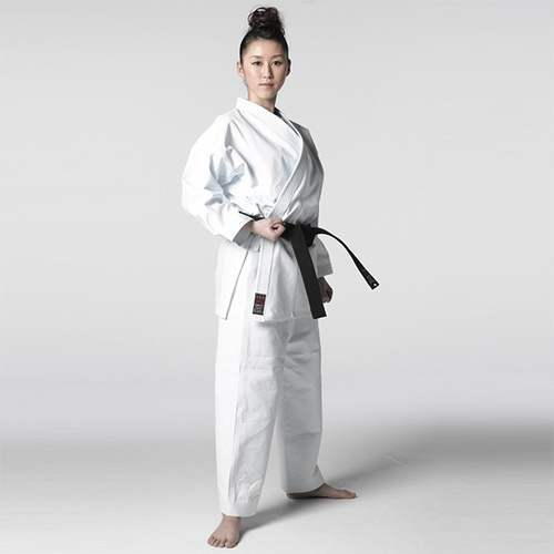 SHUREIDO - Karate Gi/Uniform - K10 - White Canvas - Size 6.5