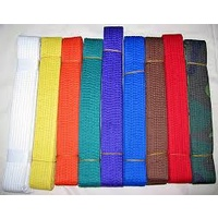 ACTION - Martial Arts Belt - Full Colour