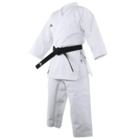 ADIDAS - Club/Training K220C Karate Gi/Uniform with Climacool - WKF Approved