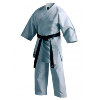ADIDAS - Elite K380J WKF Approved Karate Kata Gi/Uniform (Japanese Cut)