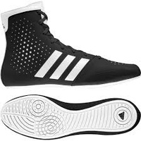ADIDAS - KO Legend 16.2 Boxing Boots Black/White