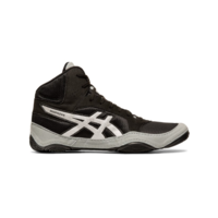 ASICS - Snapdown 2 WIDE Boxing/Wrestling Shoe (Black/Silver)