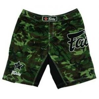 FAIRTEX - Camo MMA/Board Shorts (AB7)