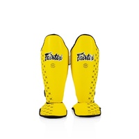 FAIRTEX - Competition Shin Guards - YELLOW (SP5)