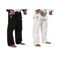 RISING SUN - 14oz Shoto Canvas Karate Pants