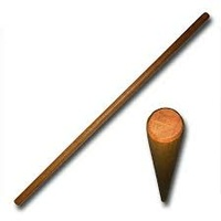 Red Oak Bo/Jo Staff - Tapered