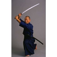 WARRIOR - Black Hakama